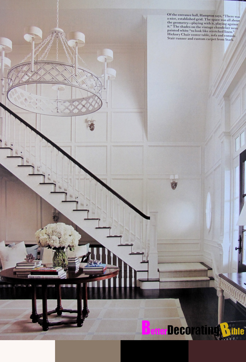 Focal Point Stairs Decor
