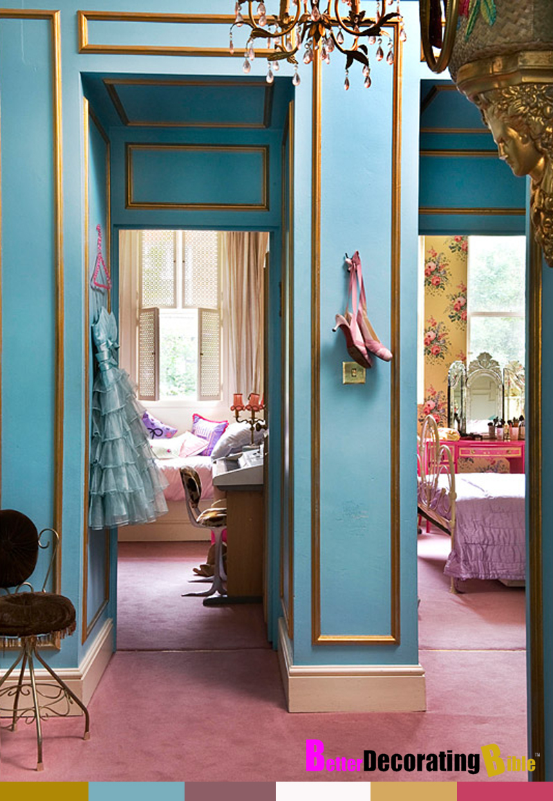 French Regency Marie Antoinette Style Apartment