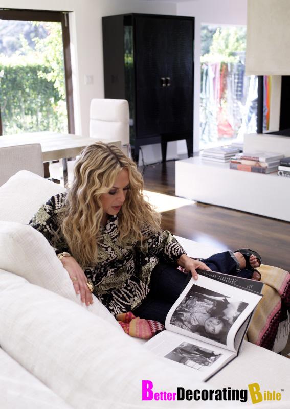 Celebrity Home Rachel Zoe