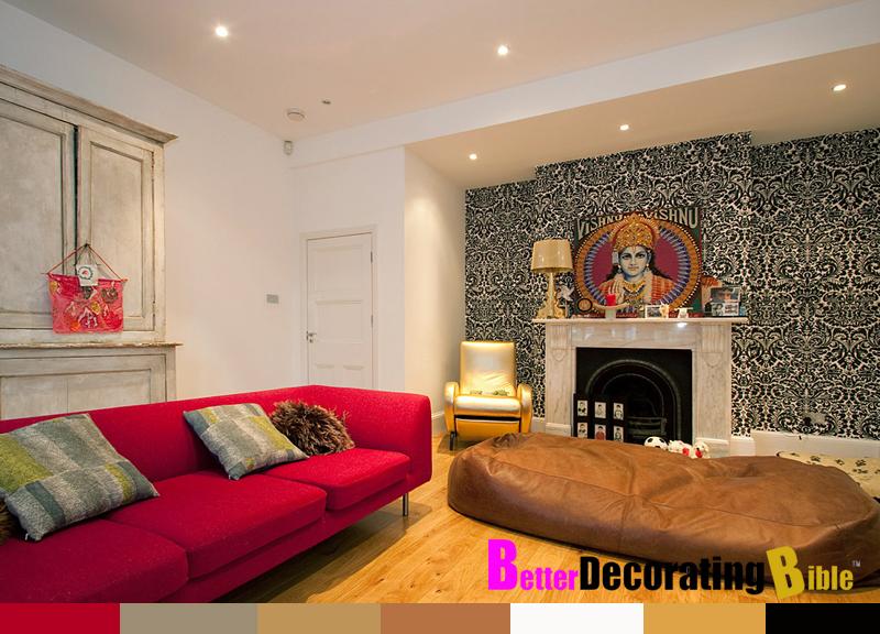 damask bedroom decor ideas - Damask Bedroom Ideas