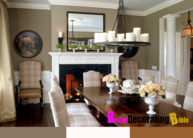 Dining room decorating ideas on a budget interior home for Room design on a budget