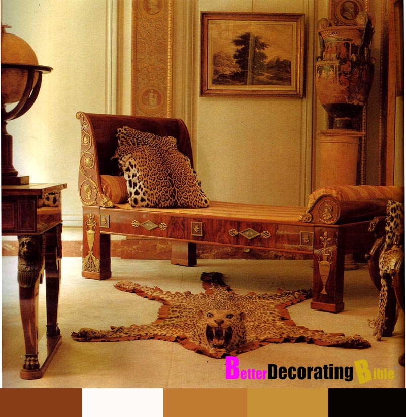 Decorating with Animal Prints  Welcome To The Wild Side!