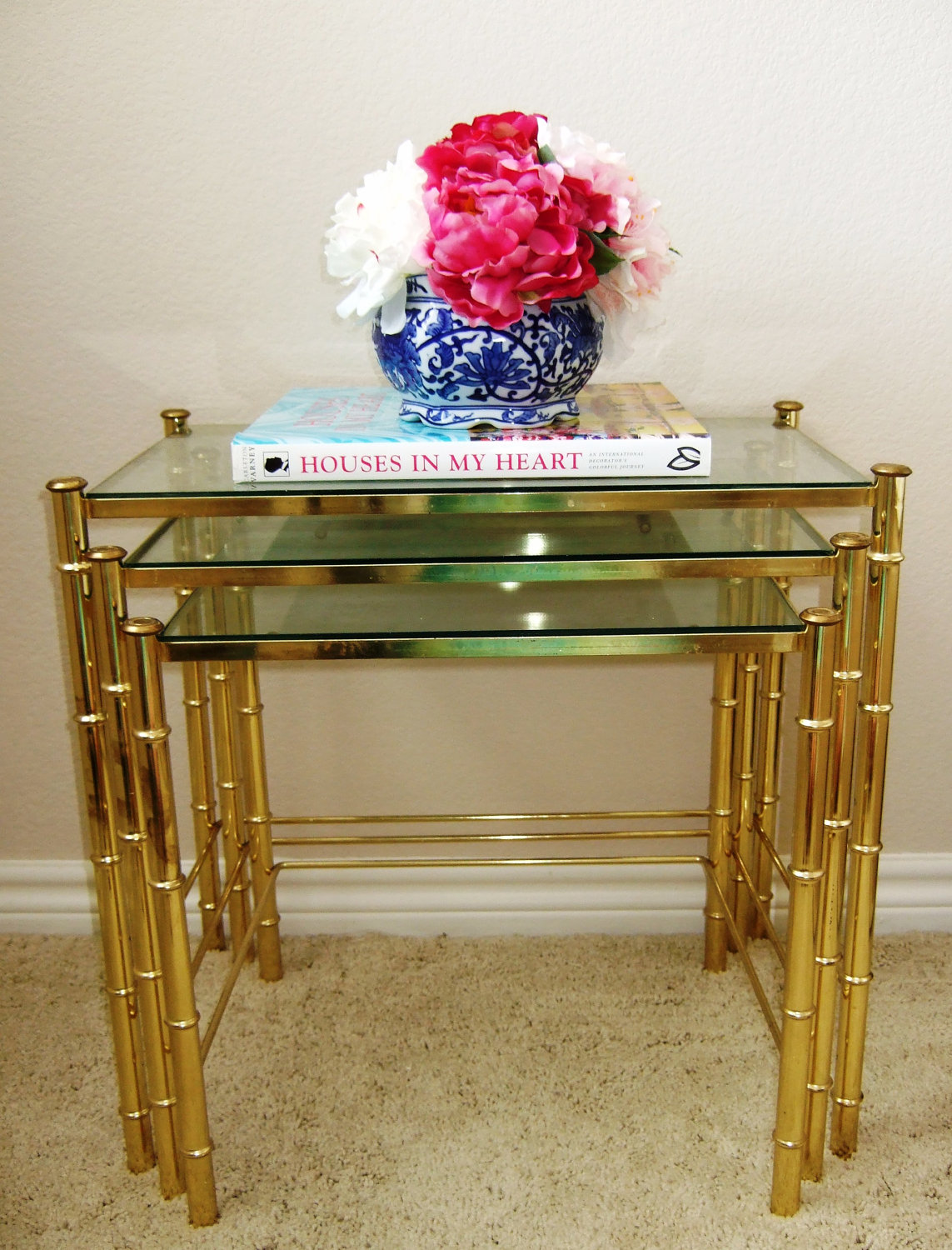 New Trend: Nesting Tables