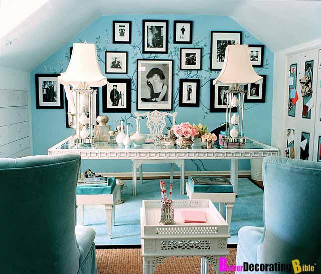 Regency Decorating Style   Interior Design