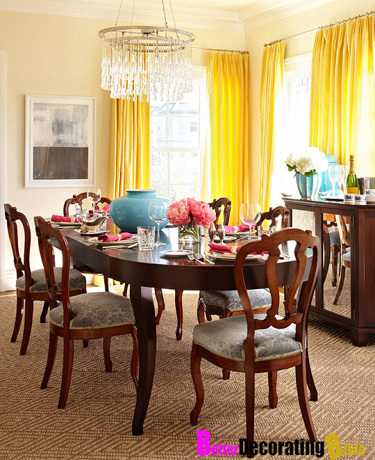 Ready For the Holidays – Fabulous Dining Rooms