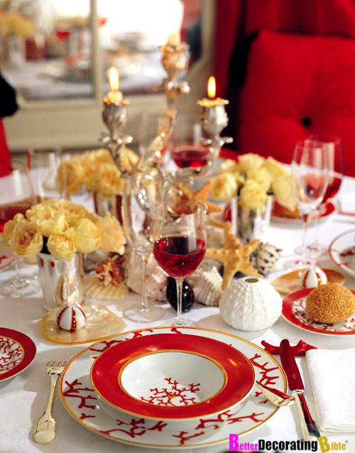 Stylish Holiday Ideas for Table Décor