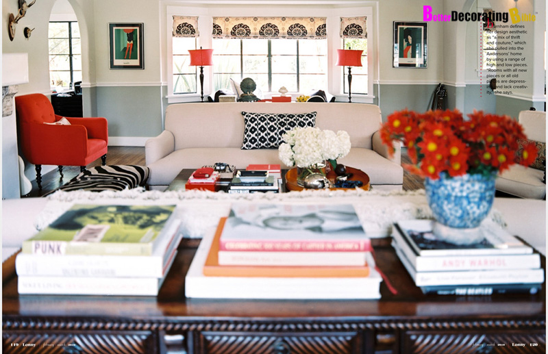 How to Decorate with Clutter Fabulously