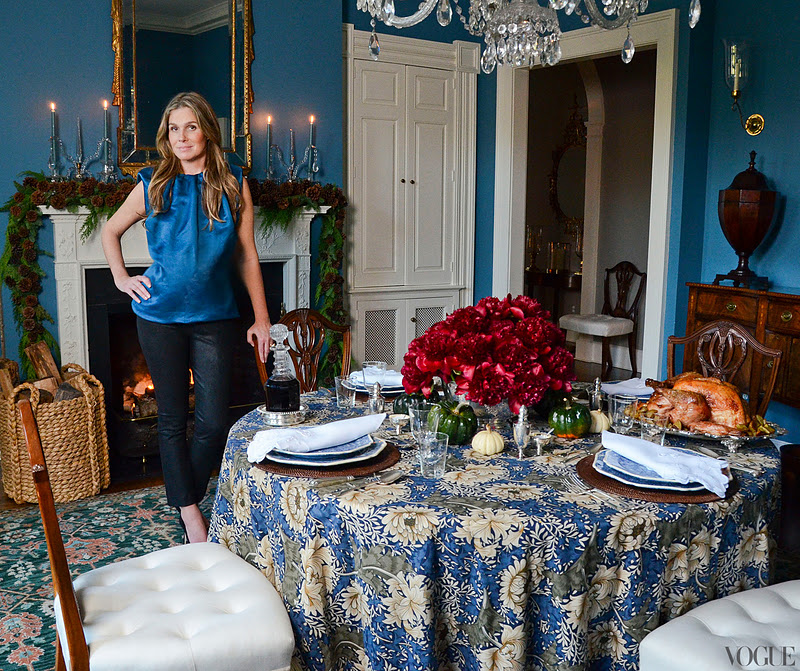 Celebrity Homes: Aerin Lauder's Hamptons Home