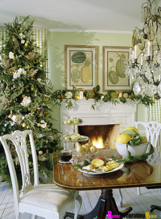Home for Christmas – Decorating for the Best Season of All