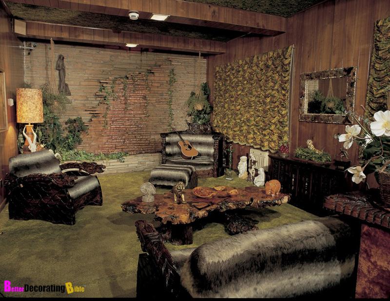 Celebrity Homes: Elvis Presley's Graceland | BetterDecoratingBible