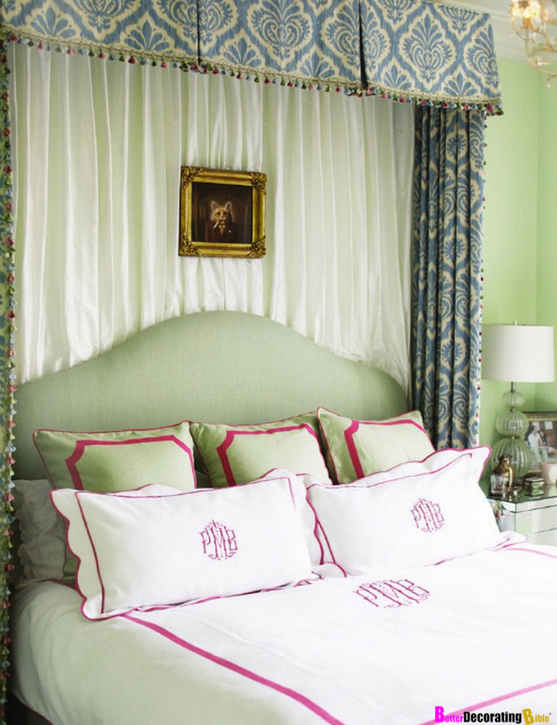 Monogrammed Pillow Cases | BetterDecoratingBible