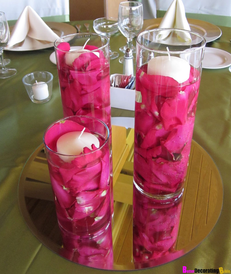 DIY Friday: Valentines Day Floating Candles