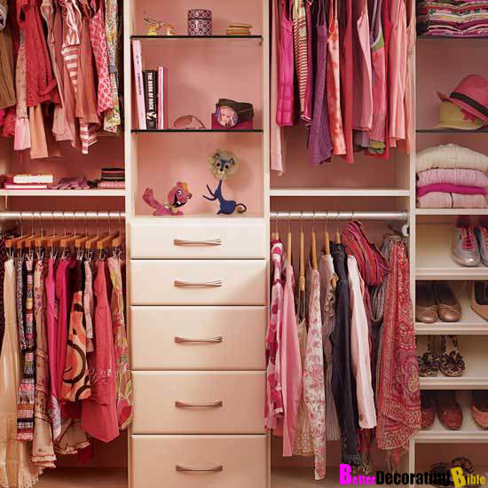 Walk-In Closet Ideas