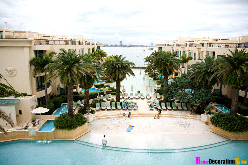 Heaven on Earth – The Palazzo Versace Hotel