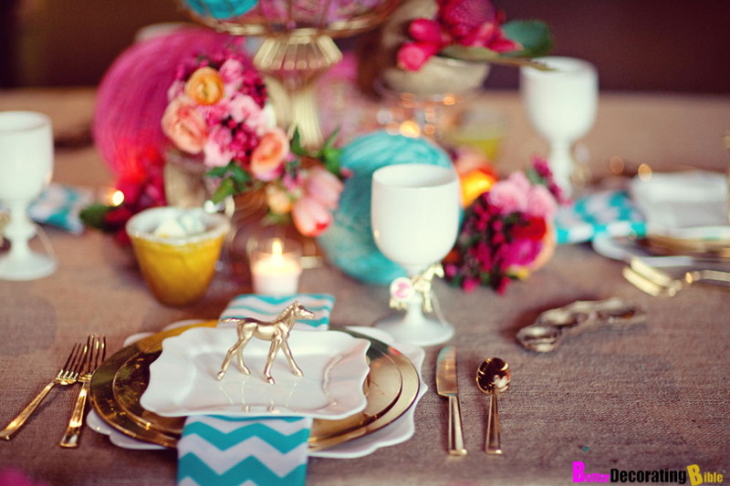 Set the Table in Style – Gold Cutlery
