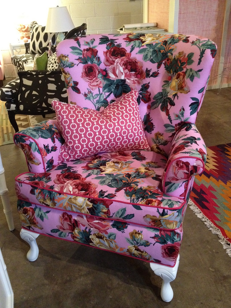 Bring Your Home to Life with Floral Furniture