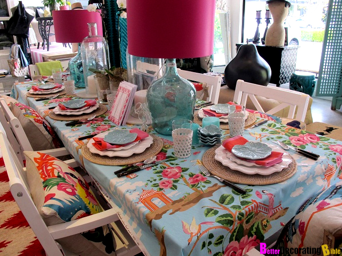 How to Set Your Stylish Table for Spring