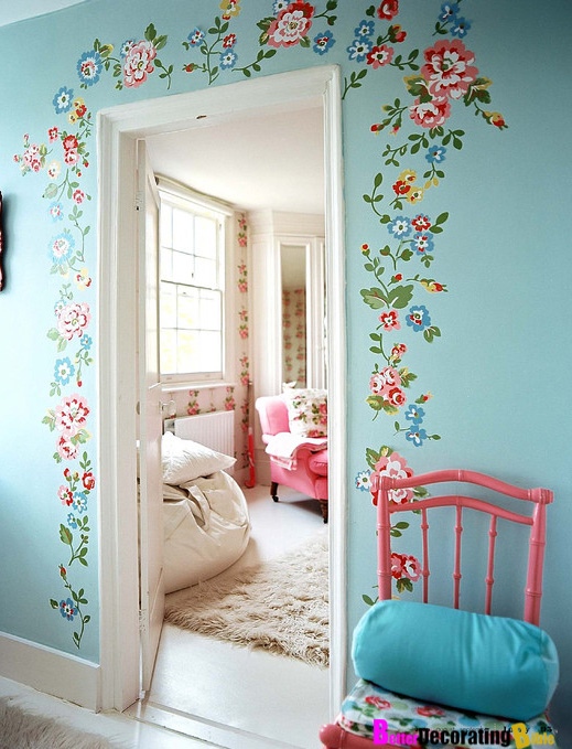 Colorful Rooms for Spring