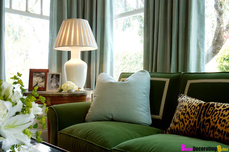 Designer Must Have - Leopard Accent Pillow