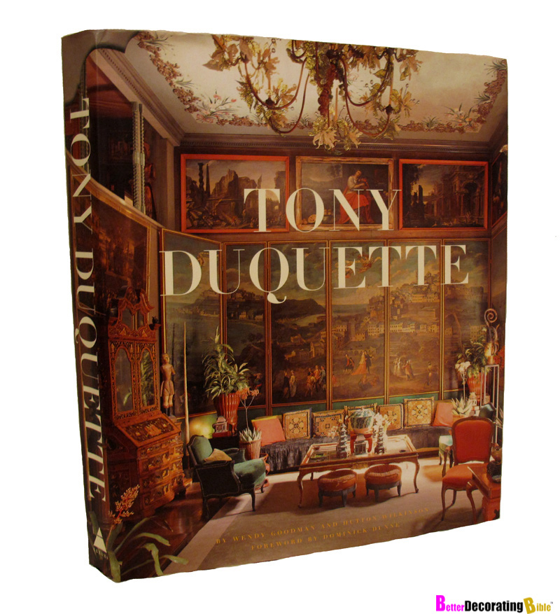Celebrating a Design Legend - Tony Duquette