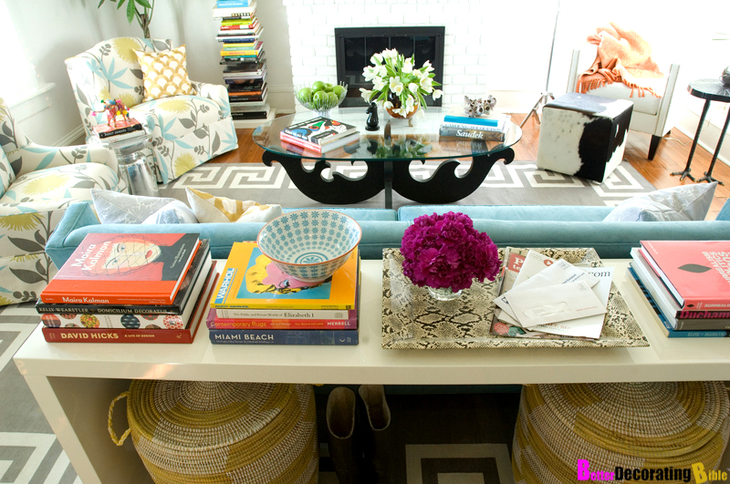 Spring Makeover  Top Decorating Trends