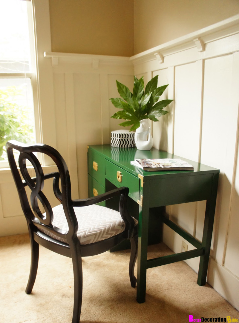 Suzy q, better decorating bible blog, ideas, campaign furniture