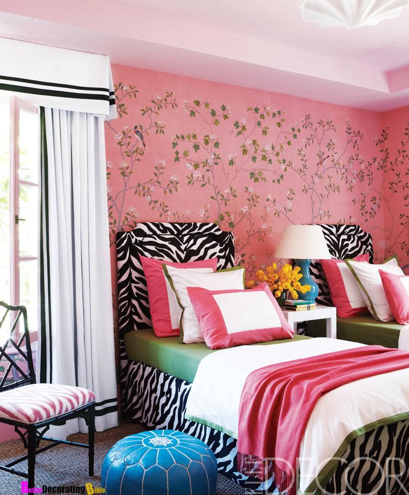 gallery for zebra room wallpaper