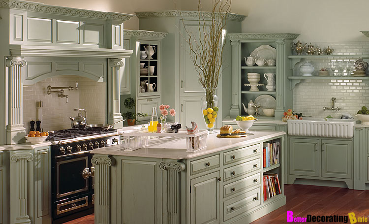 How to Decorate with the Color of the Moment: Mint Green