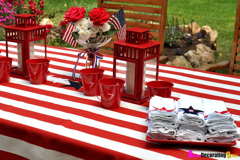 DIY Friday: Patriotic July 4th Decorations