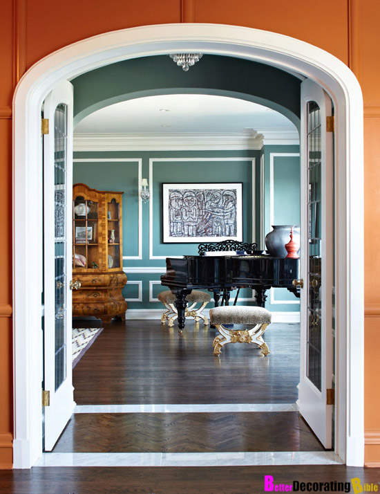 Designer Secret: Why Arched Entryways Make the Perfect Addition
