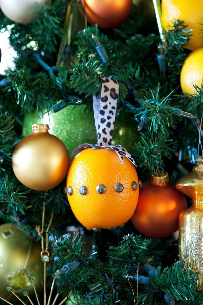 Orange And Lemon Christmas Tree Decorations : Garland betterdecoratingbible
