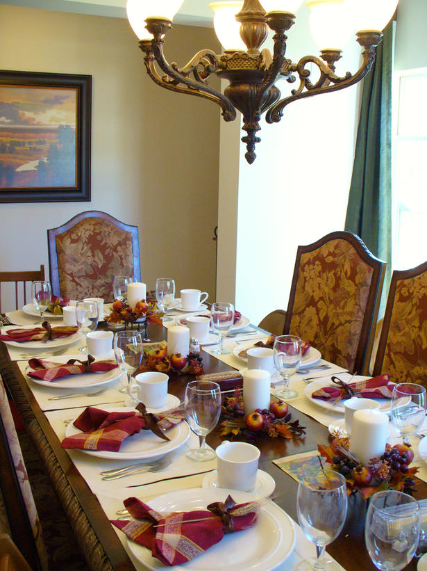 Dig suzy q better decorating bible blog ideas how to Cheap thanksgiving table setting ideas