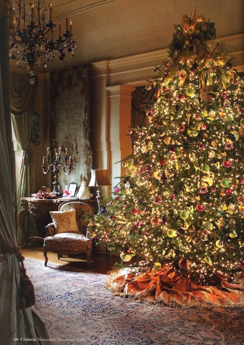 Christmas Tree Decoratig Ideas Sass