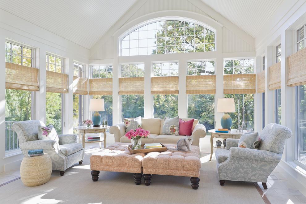 Интерьер большого дома фото