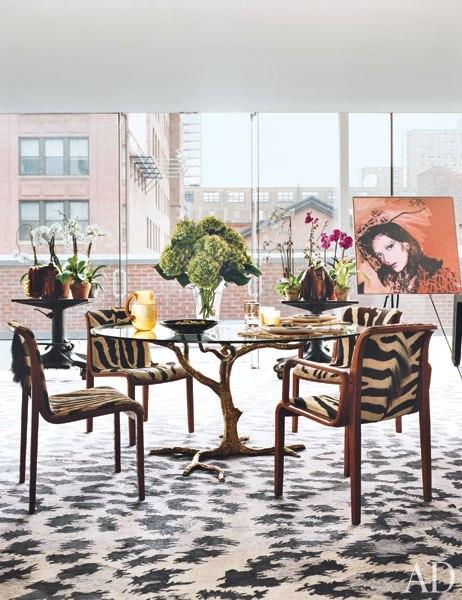 Interior Design Celebrity Homes