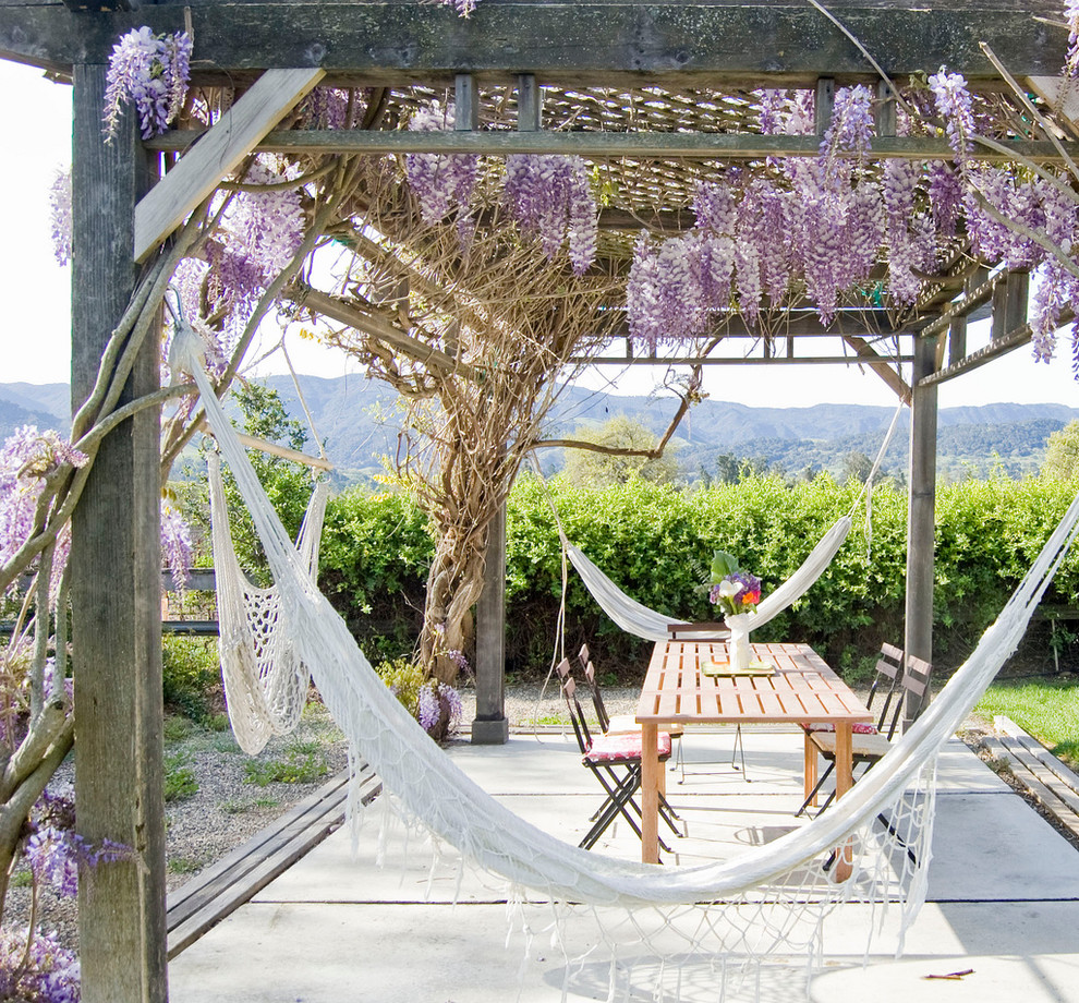 hammock garden better decorating bible blog exteriors how to net swing set patio eclectic-patio