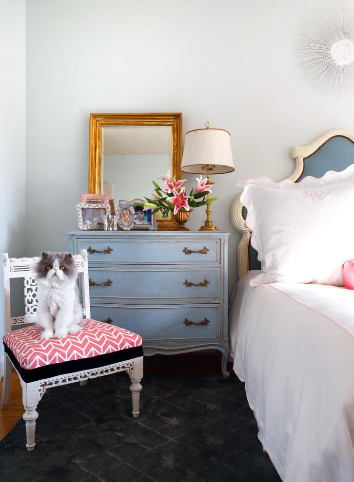 sara tuttle eclectic bedroom. Black Bedroom Furniture Sets. Home Design Ideas