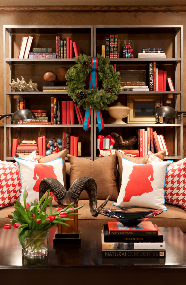 Traditional Living Room Decorating Ideas: 5 Easy Ways To Make Your Home Warm And Cozy This Holiday