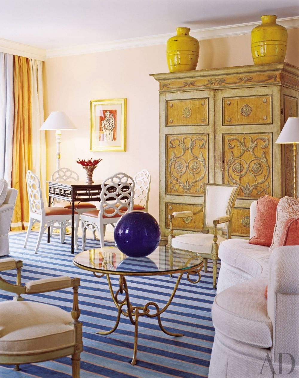save space and make your home look big with our top tips living room thomas britt palm beach florida 200601 1000