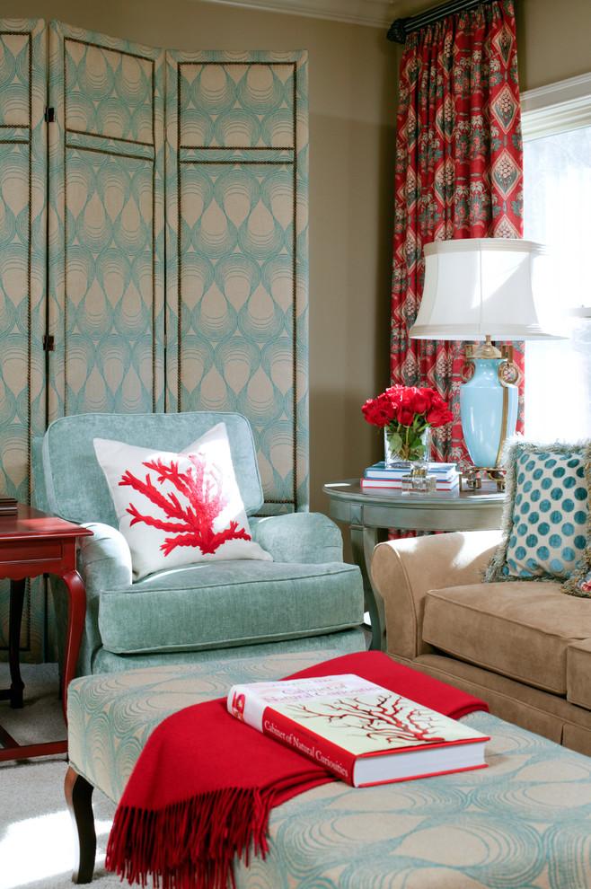 tobi fairely living room studded screen