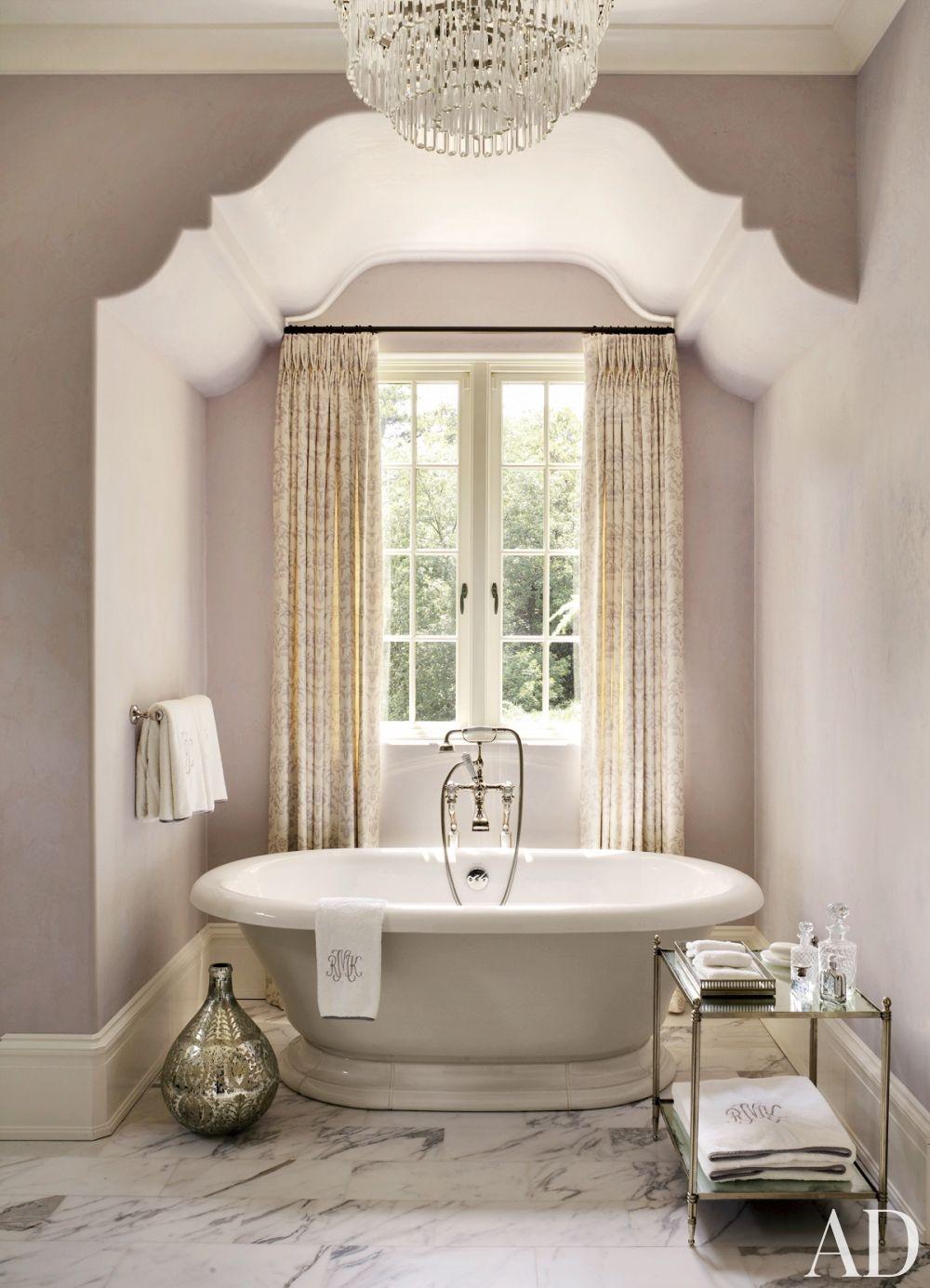 Traditional Bathroom Suzanne Kasler Interiors Atlanta Georgia 201307_1000