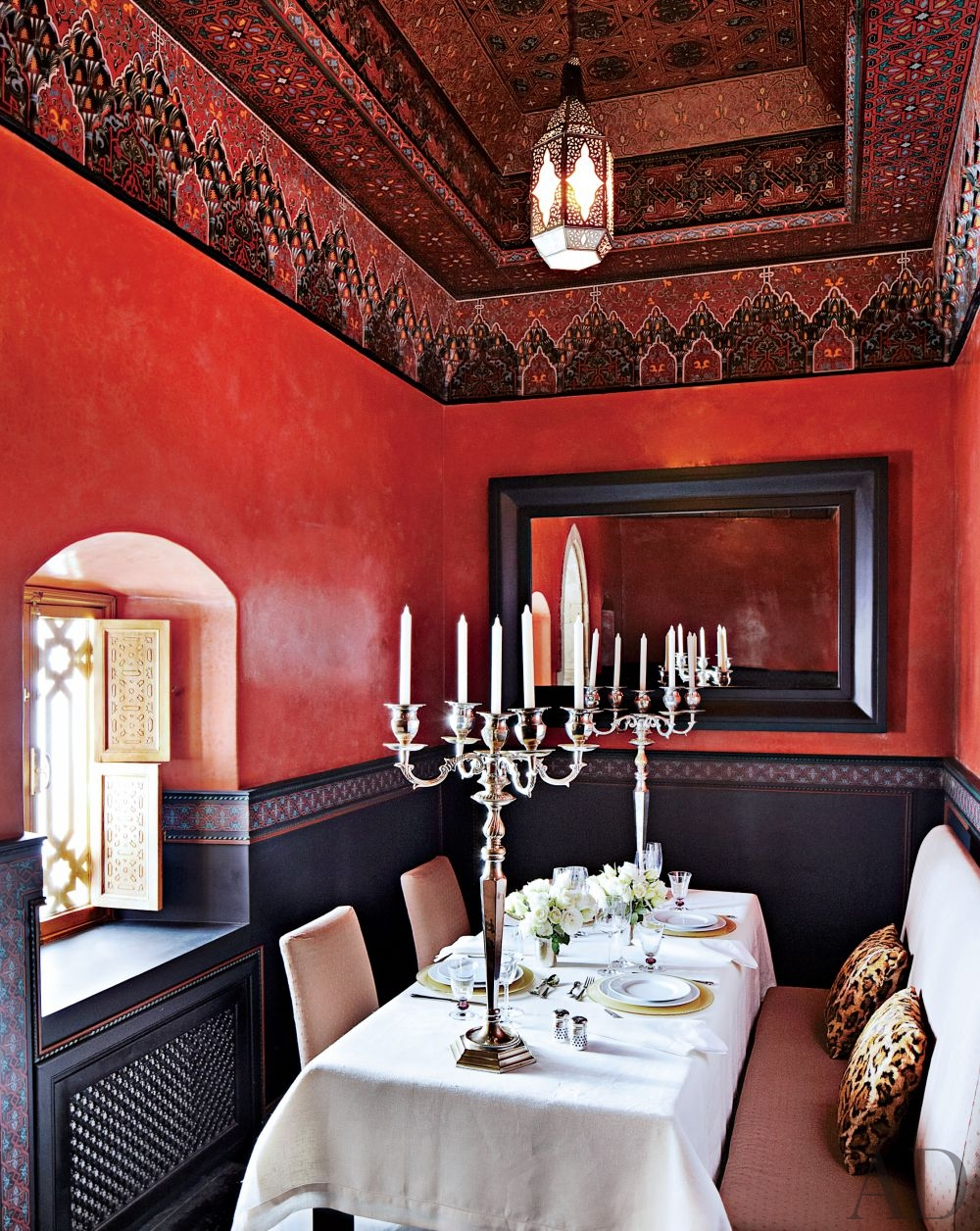 moroccan decor tiles red wall better decorating bible blog ideas how to exotic-dining-room-sg-designs-ltd-essaouira-morocco-201205-2_1000-watermarked