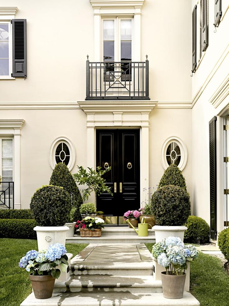 black gold front door knockers