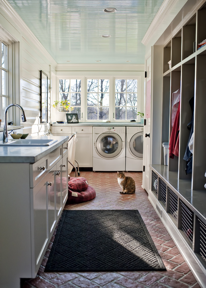 Laundry Room Makeover Bigger Bolder And On A Budget