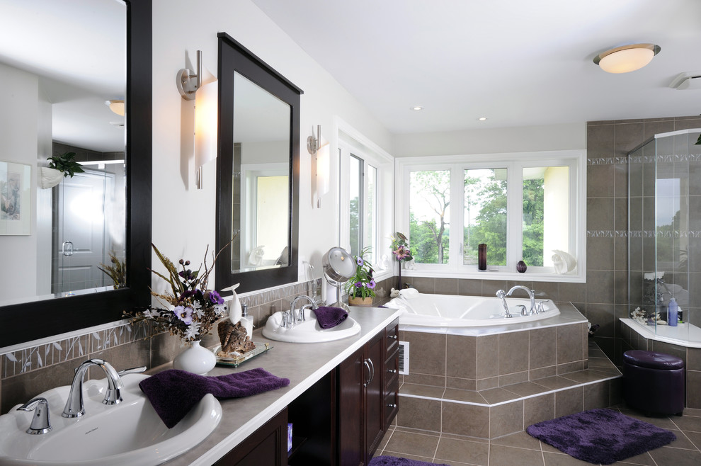 Contemporary Bathroom Whirlpool Uk Bathrooms Jacuzzi