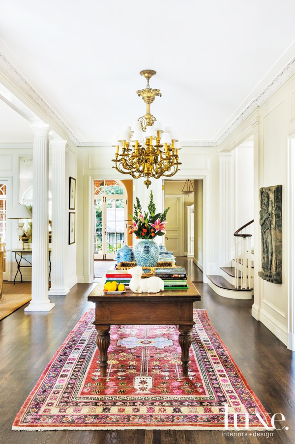 Foyer Rugs Decorating : We ve got the scoop why decorators are drooling over