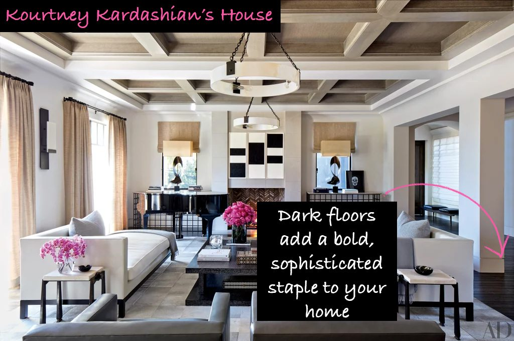 Acacia Brown-Black Flooring - Spotlight On GoHaus €� Give Your Home A Makeover This Spring With