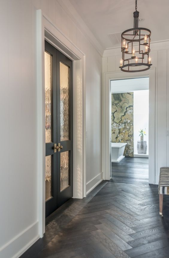 Wood Flooring Ideas Herringbone