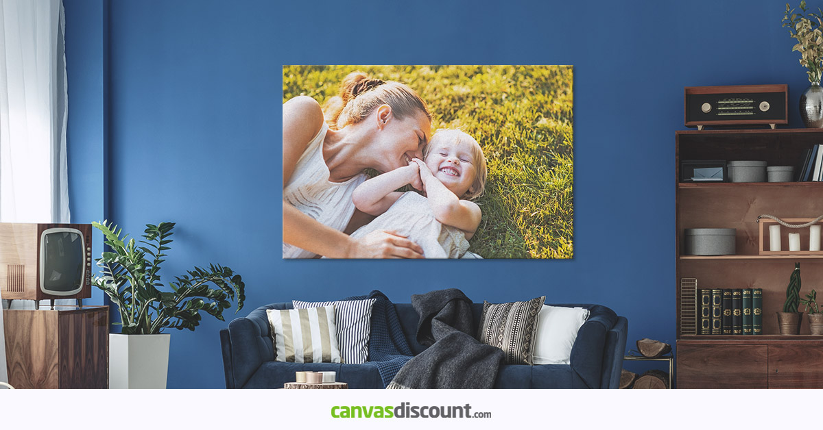 review on canvasdiscount com custom canvas printing photo