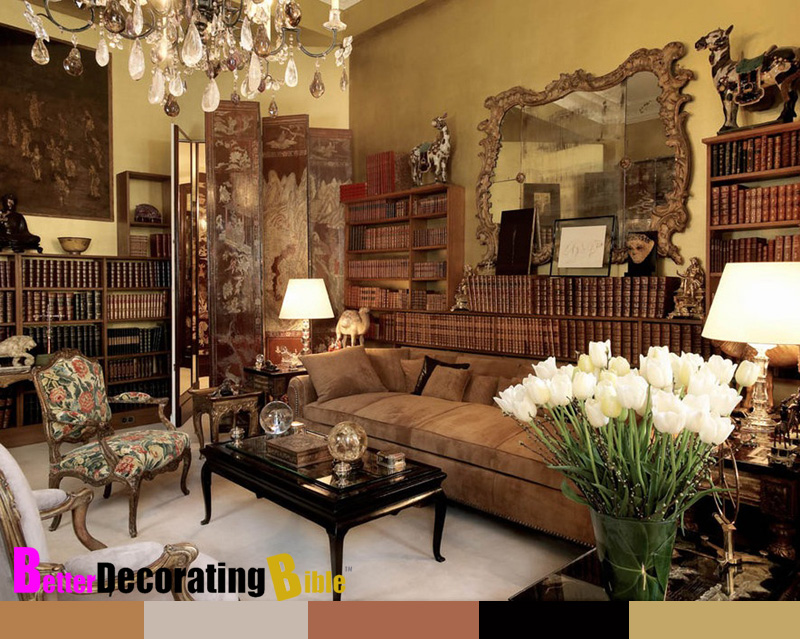 Coco Chanel's Apartment